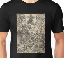 The Woman Clothed with the Sun. The Dragon with Seven Heads Unisex T-Shirt