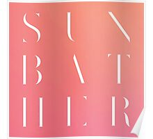 Sunbather Poster