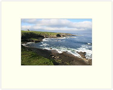 Mullaghmore coastline by John Quinn