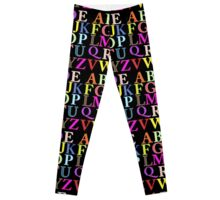 Now I Know My ABC's Leggings