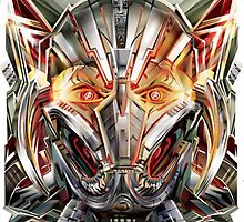 """Age Of Ultron """"Iron Maiden Style"""" by Dnx-Drift"""