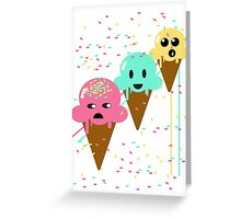 SPRINKLES.. ?! Greeting Card