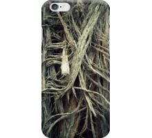 Extra Stringy iPhone Case/Skin