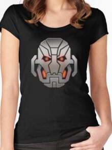 ULTRONFORMERS Women's Fitted Scoop T-Shirt