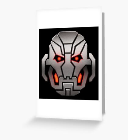 ULTRONFORMERS Greeting Card