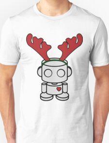 O'bot - Seasons Greetings T-Shirt