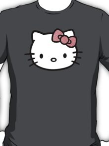 Hello Kitty w/ Red Glitter Bow T-Shirt
