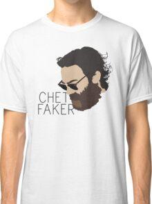 Chet Faker - Minimalistic Print Classic T-Shirt