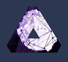 OVERWERK (abstract purple) by Thomas Erlandsen
