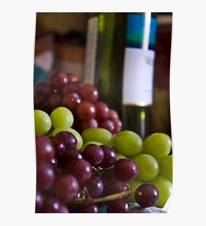 Great Grapes! Poster