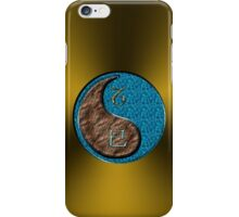 Capricorn & Snake Yin Water iPhone Case/Skin