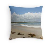 (43)-Shark Bay Throw Pillow