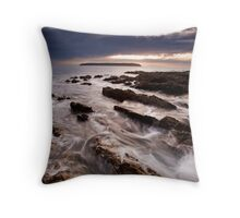Titahi Cold Veins Throw Pillow