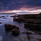 Titahi Storm Pink by Ken Wright