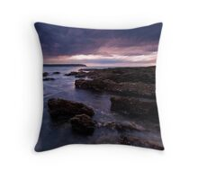 Titahi Storm Pink Throw Pillow