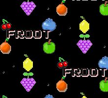 Pixel FROOT by markseptic