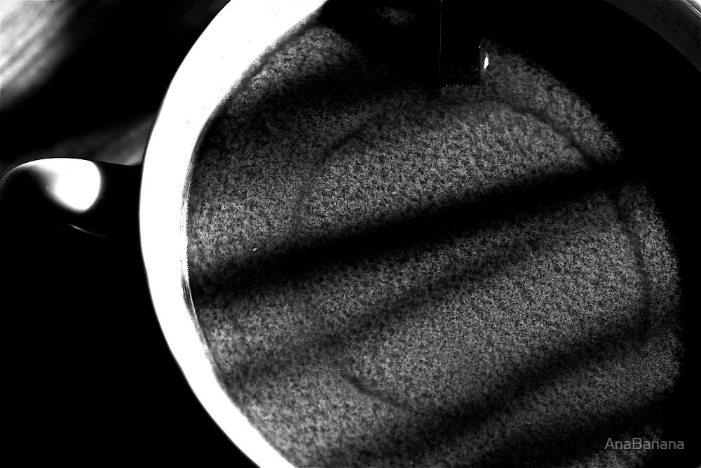 The coffe liner by AnaBanana