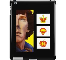 A Three-Panel Problem iPad Case/Skin