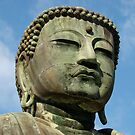 Big Bhuddah, Kamakura by wilderpisces