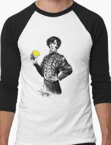 Not Sure if the Lemon is in Play?! Men's Baseball ¾ T-Shirt