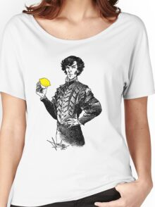 Not Sure if the Lemon is in Play?! Women's Relaxed Fit T-Shirt