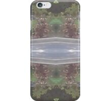 Reflections of Uniformity iPhone Case/Skin