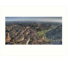 Siena, etcetera Art Print