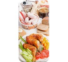 various meal type  iPhone Case/Skin