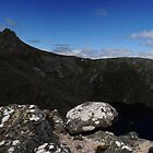 Cradle Mountain and Dove Lake Panorama by Craig Shadbolt