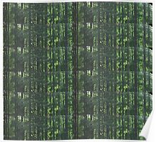 Overgrowth Matrix Poster