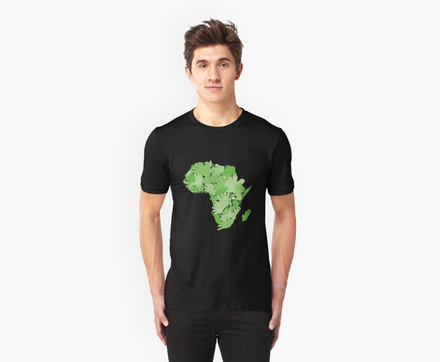 Helping Hand for Africa by Katerina Down