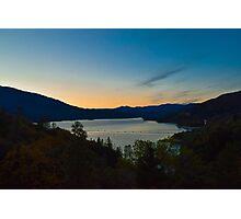 Whiskeytown Lake, Shasta County, California Photographic Print