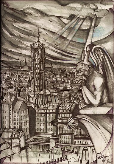 The Devil's Playground by John Dicandia  ( JinnDoW )