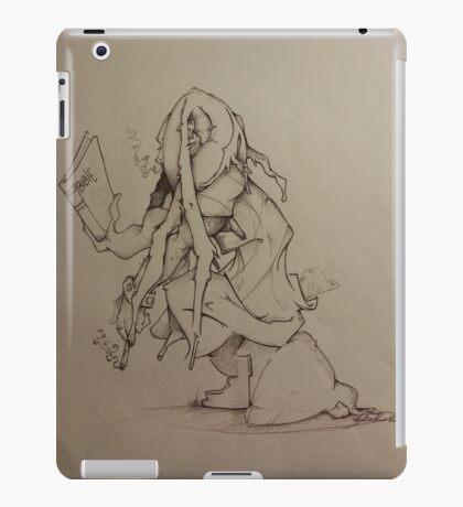 Dilemma of True lie iPad Case/Skin