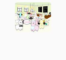 Alpaca Dreams Café Unisex T-Shirt