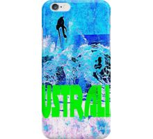 Australia: Surfer's Paradise iPhone Case/Skin