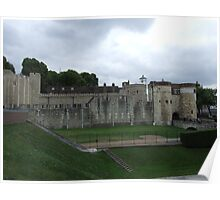 Tower of London. Poster