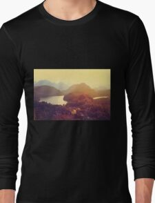 Austrian Landscape Long Sleeve T-Shirt