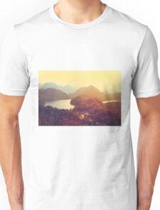 Austrian Landscape Unisex T-Shirt