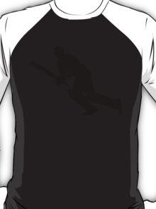 Cricket Sport Bat Ball T-Shirt