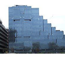 Glass Building Photographic Print
