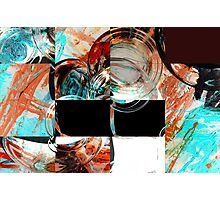 Digital Abstract Artwork Photographic Print