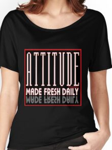 ATTITUDE Women's Relaxed Fit T-Shirt