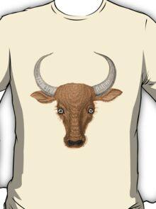 Bulls Head. T-Shirt