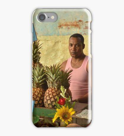 Pineapple Vendor iPhone Case/Skin