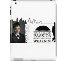 Gotham -- Penguin -- Greatest Weakness iPad Case/Skin