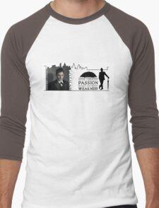 Gotham -- Penguin -- Greatest Weakness Men's Baseball ¾ T-Shirt