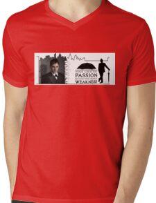 Gotham -- Penguin -- Greatest Weakness Mens V-Neck T-Shirt