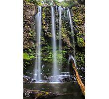 Majestic Hopetoun Waterfall, The Otways, Australia Photographic Print