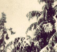 Wintery Fairyland Sticker